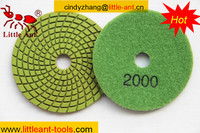 diamond pads names of kitchen tools , polishing pad soft kind , 4 inch angle grinder