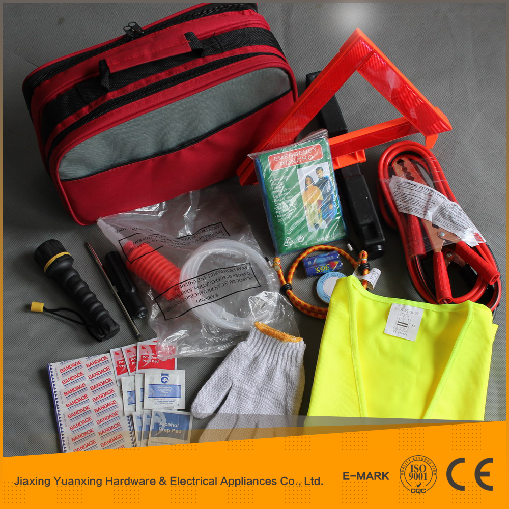 New style Low Cost bicycle repairing tool set , car emergency kit