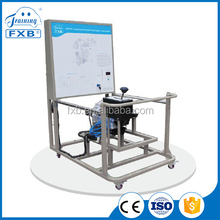 Automatic Transmission Pneumatic Power Section Training Bench gearbox trainer
