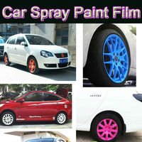 High quality rubber spary paint plastic dip spray paint/ car care rubberized spray paint