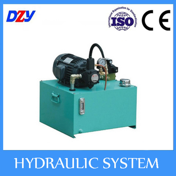 Hot Sale Standard 12V DC Hydraulic Power Pack Unit