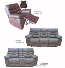 Modern sofa furniture Leather Fabric sectional Chair Furniture For Living Room