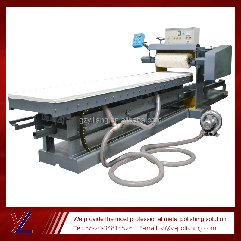 paint board polish machine which specially design for bright paint finishing