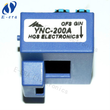 New original YNC-200A ac dc hall current sensor lower price