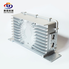 OEM Auto Body Parts Battery Housing Aluminum Die Casting Box For Electric car