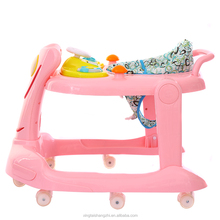 new popular china toys baby racing car baby walker with brakes