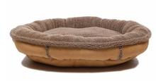 cheap price low MOQ manufacturer wholesale soft custom egg dog bed terri cloth