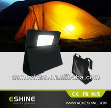 newest solar mobile charger bag for camping/travel/dating