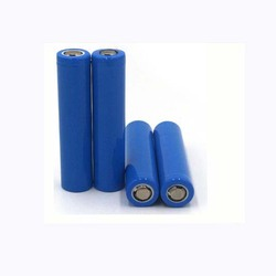 Rechargeable li-ion 18650 2000mah battery