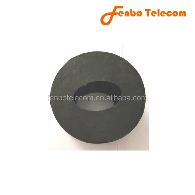 EPDM Rubber Clamp Barrel Cushion Hangers For 3/8 Inch Cable
