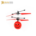 Hand sensor ufo toy flying ball helicopter