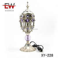 Aladine lamp incense burner,electric tart warmers wholesale in Arabic