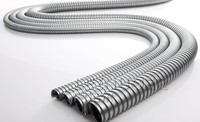 Stainless Steel Liquid Tight Flexible Metallic Conduit
