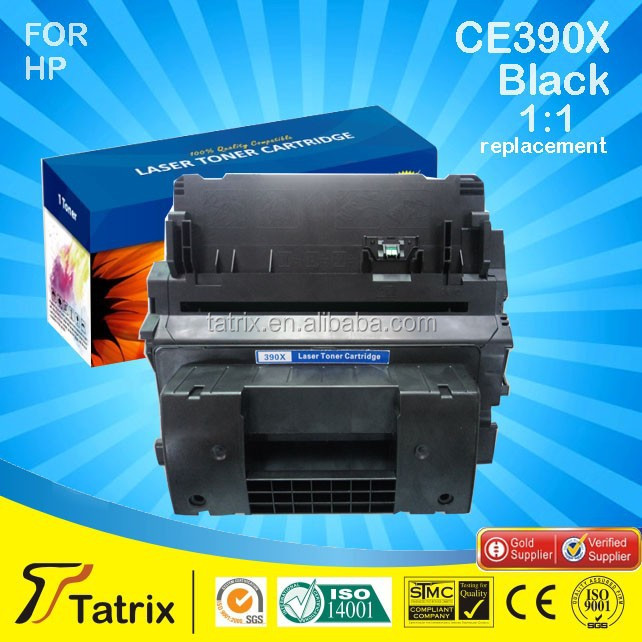 compatible toner CE390X for HP LaserJet M602n