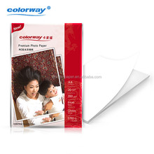 cast coated glossy photo paper A3 A4 for inkjet printer