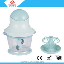 Food Mini harley Chopper with 0.6L bowl baby food machine
