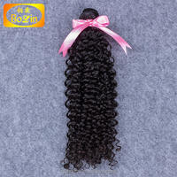 Direct factory price unprocessed virgin hair real girl pussy hair