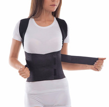 Comfort Posture Corrector and Back Support Brace for workout exercis