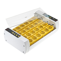 HHD transparent base power saving automatic mini incubator eggs chicken YZ-24A