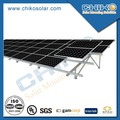 Ground Aluminium Solar Brackets for Solar Power Plant
