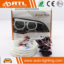 ATL New arrival skoda superb angel eye rgb color angel eyes for bmw e46 e36