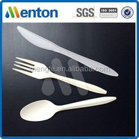 2015 Factory direct plastic restaurant cutlery