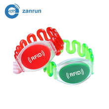 Wholesale Custom Sport Cheap Rfid Paper Wristband