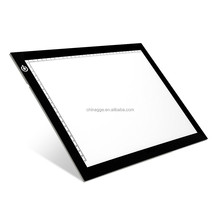 Artist Stencil Board LED Drawing Copy Board LED Tattoo Tracing Acrylic Magic Writing LED Tracing Light Board Acrylic