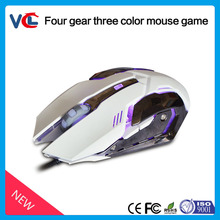 2015 children game mouse 6D gaming mousewith CE standard quality
