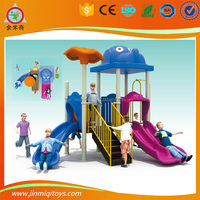 JMQ-P065A Plastic outdoor kids playground toys