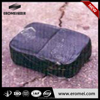 Professional rubberized waterproof bitumen driveway sealant