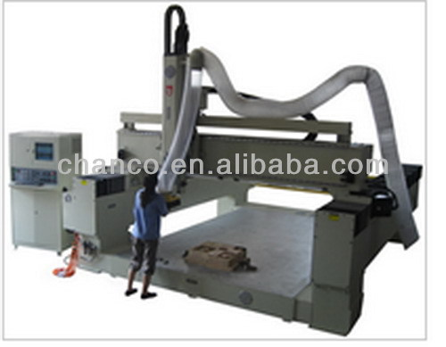 Best sell environmental atc woodworking cnc carver