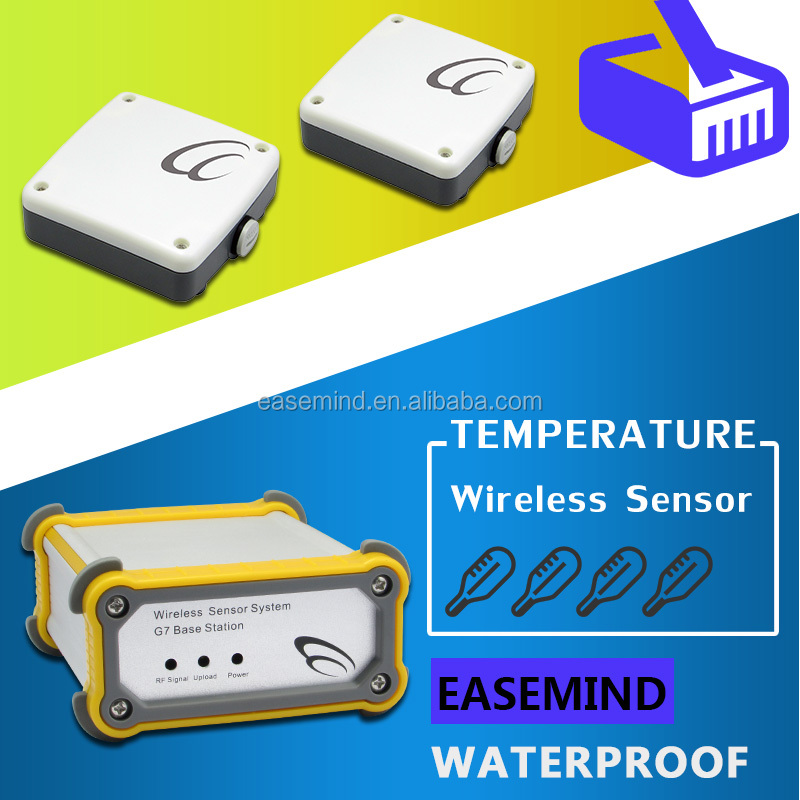 G7-TM Wireless Temperature multi channel transmitter Sensor