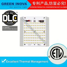 DLC Premium 100000 hours lifespan slim retrofit kit to replace LED 100w flood light