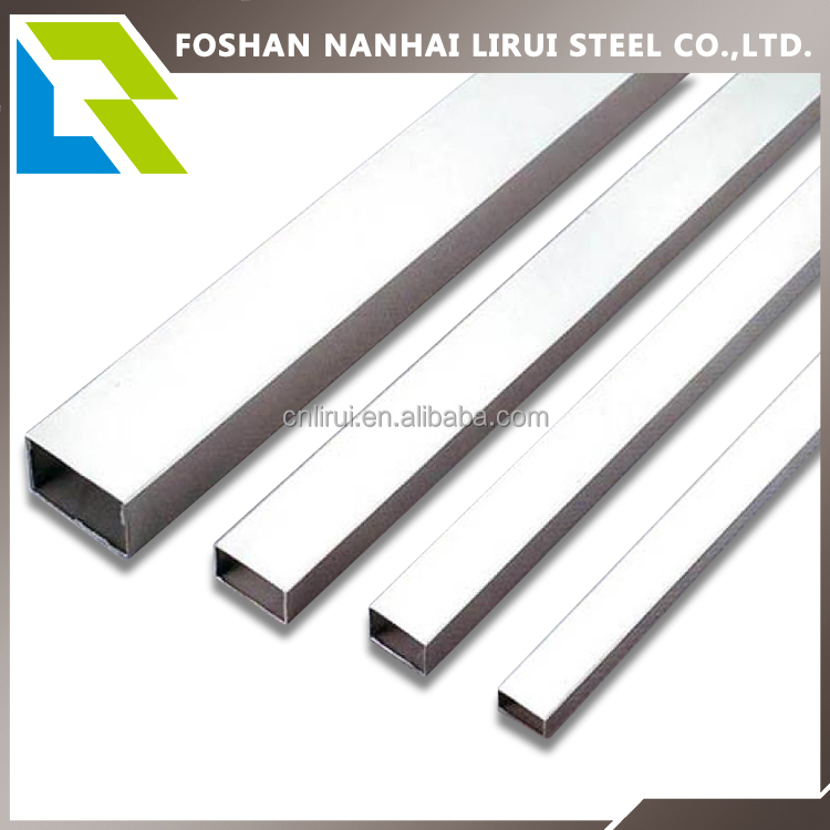 Custom-produced welded stainless steel tube and pipe mill finish made in China