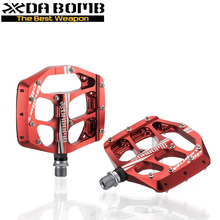 DaBomb CNC Machined 10mm Extreme Thin Bicycle Pedals