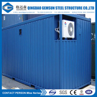 Mini Mobile Shipping Storage Container House