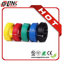 PE insulated copper wire fire resistant electrical cables
