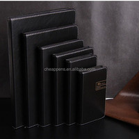 A4 A5 A6 PU Leather Notebook