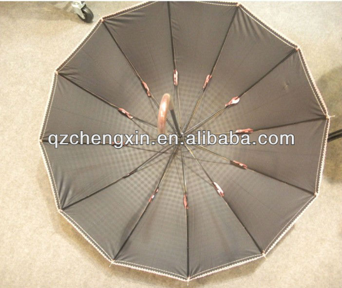 lady slide short straight parasol umbrella