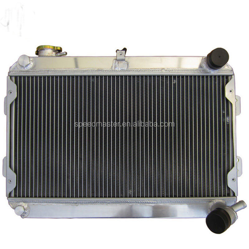 Auto aluminum radiator for MAZDA RX7 S1,S2 MANUAL
