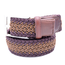 alibaba malaysia high quality ethnic baseball belt with alloy buckle