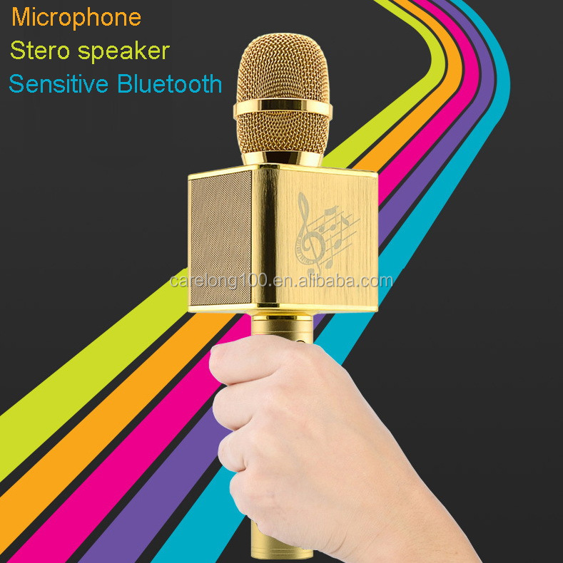 mp3 free download mini Karaoke Microphone multifunction bluetooth speaker YS10 handheld microphone