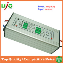 dc 900ma ip65 waterproof electronic 24v 30w led driver