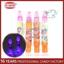 Lighting Sour Fruit Liquid Candy Light Spray Candy