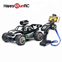 1:16 scale 2.4G remote control toy truck with FPV WIFI 720P camera