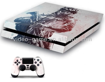 Waterproof and Scratch Proof Skin Sticker for PS4 Console and Controller