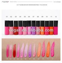 Lip gloss makeup lipstick vibrator