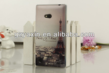Gel tpu silicone case for nokia lumia 720,beautiful custom design tpu cover case for Nokia lumia 720