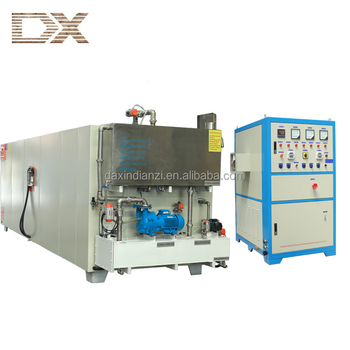 RF/HF vacuum wood drying kilns for sale
